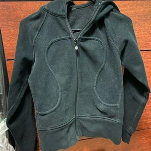 Lululemon Zip Up Sweatshirt Jacket